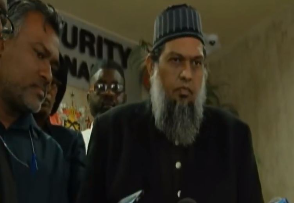 Imam Sheraz Ali of the New Islam Masjid, El Socorro.