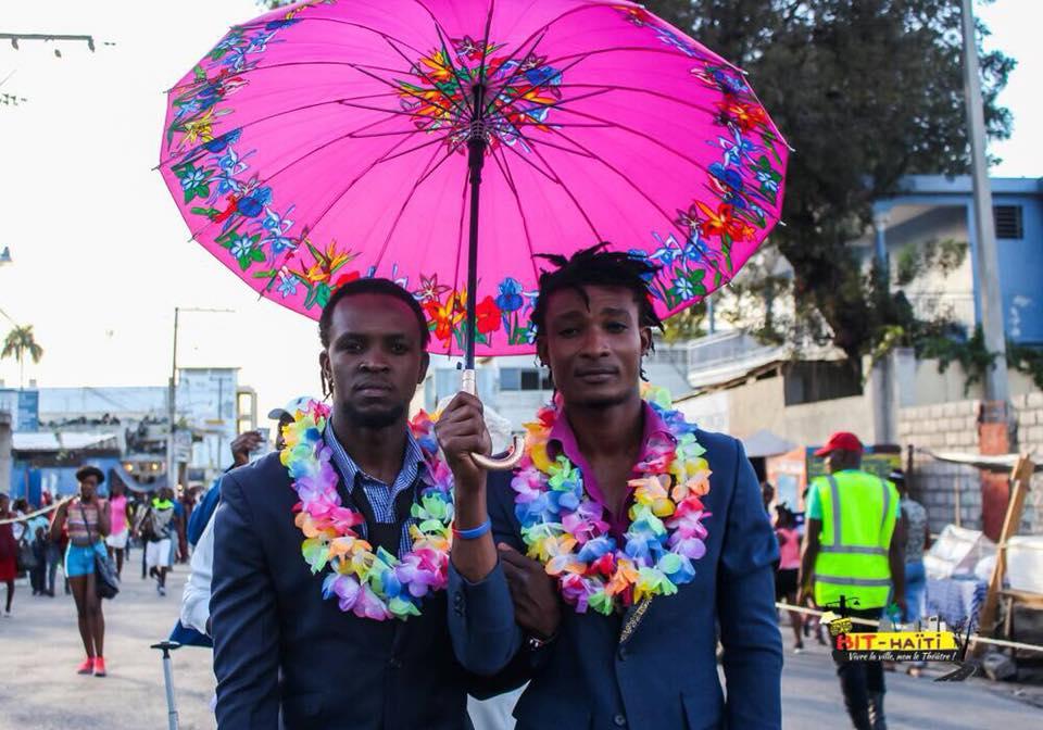 « Si le carnaval est le lieu par excellence de la caricature, pourquoi ne pas interroger le mariage comme institution sociale »./  © Estailove St-Val/LoopHaïti