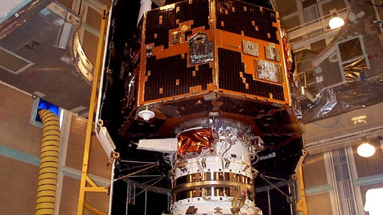 NASA file image of long-lost satellite IMAGE