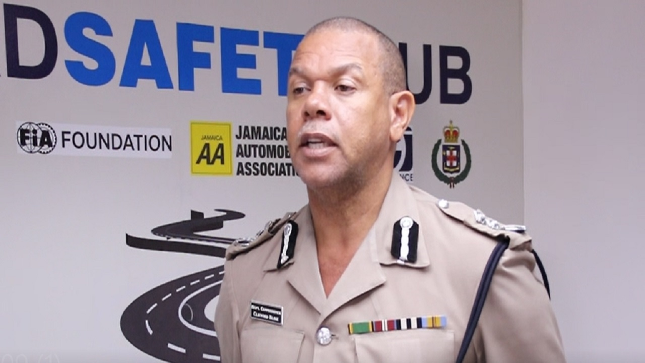 Acting Commissioner of Police, Clifford Blake