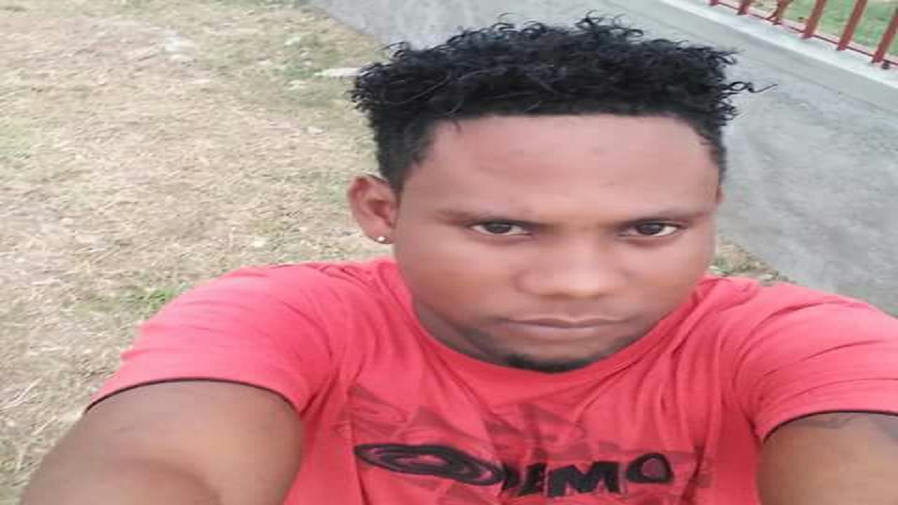 Narado Ebanks... killed by gunmen in Mount Edgecombe in Runaway Bay, St Ann on Thursday morning.