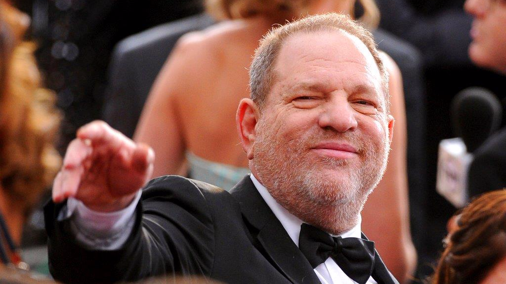 Harvey Weinstein And Movie Studio Sued By New York Attorney General