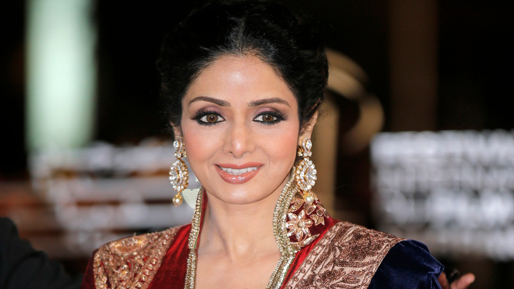 (Image: AP: Sridevi, pictured on 1 December 2012)
