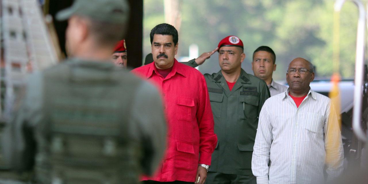 Le président Nicolas Maduro. Photo : AFP