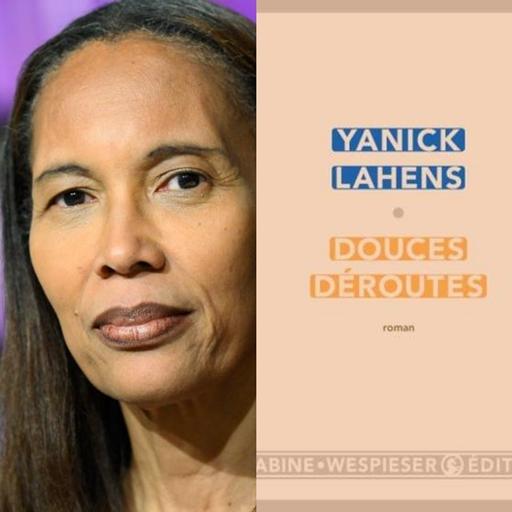 Yanick Lahens, romanciere et auteure de Douces deroutes, sorti chez Sabine Wespieser./Photo: Collage