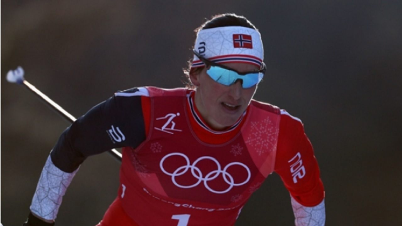 Norway's Bjoergen becomes most successful Winter Olympian