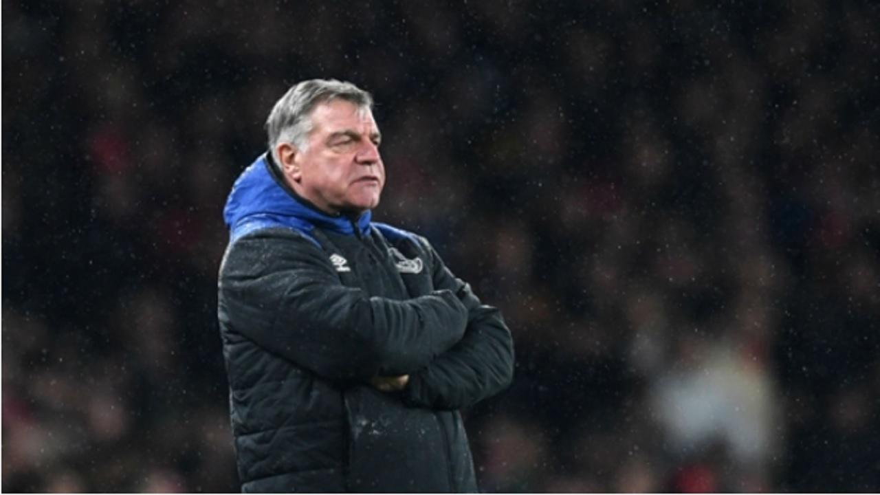 Everton manager Sam Allardyce.