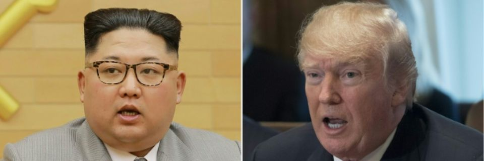 L'offre de la Corée du Nord de discuter de son arsenal nucléaire directement avec les Etats-Unis entraîne Donald Trump dans un exercice de haute-voltige diplomatique. Photo -, SAUL LOEB. AFP