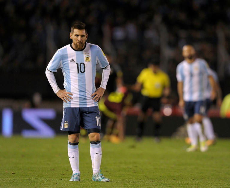 Lionel Messi, victime de douleurs musculaires persistantes est forfait pour le match amical mardi.