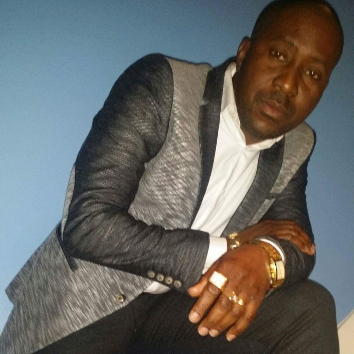 Emperor Production boss, Linford Young