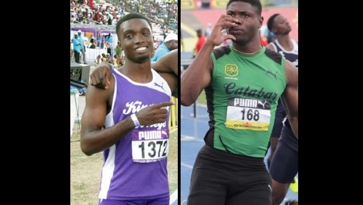 Calabar andKingston College renew their rivalry at theBoys and Girls' Athletics Championships.