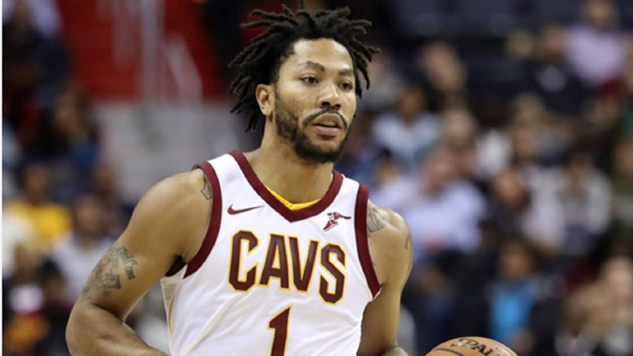 Former Cleveland Cavaliers guard Derrick Rose signs with Minnesota Timberwolves