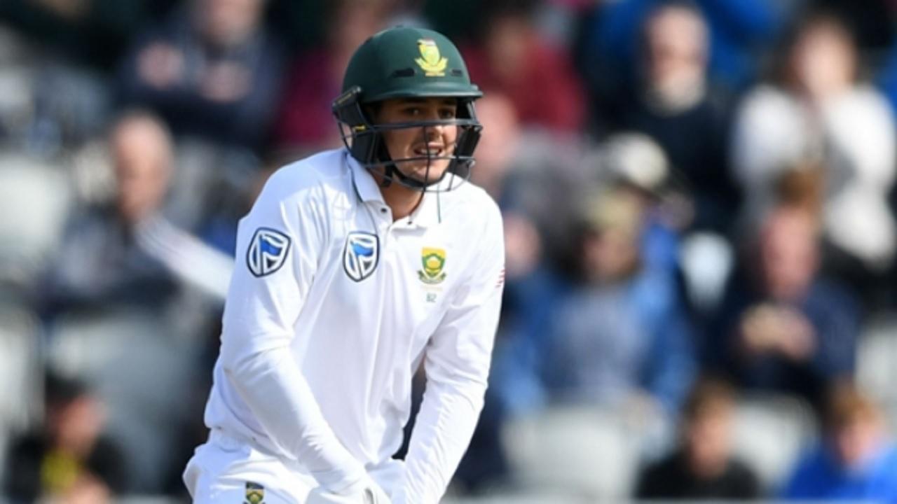 Du Plessis: Warner & De Kock got a little personal on the field