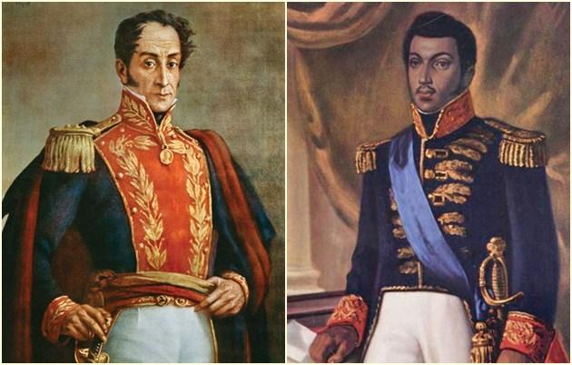 29 mars 2018,le Venezuela a commémoré le bicentenaire de la mort d'Alexandre Pétion.