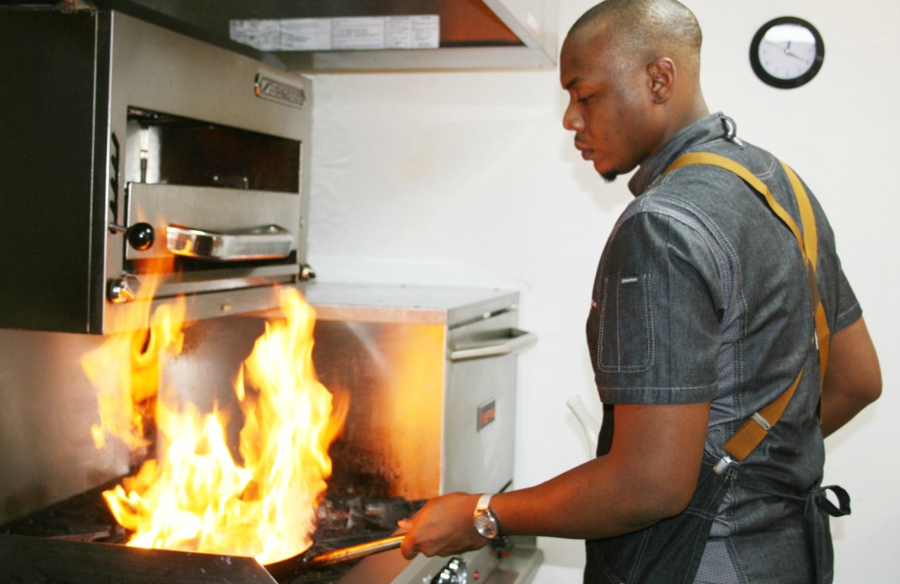 Head Chef Javon Cummins
