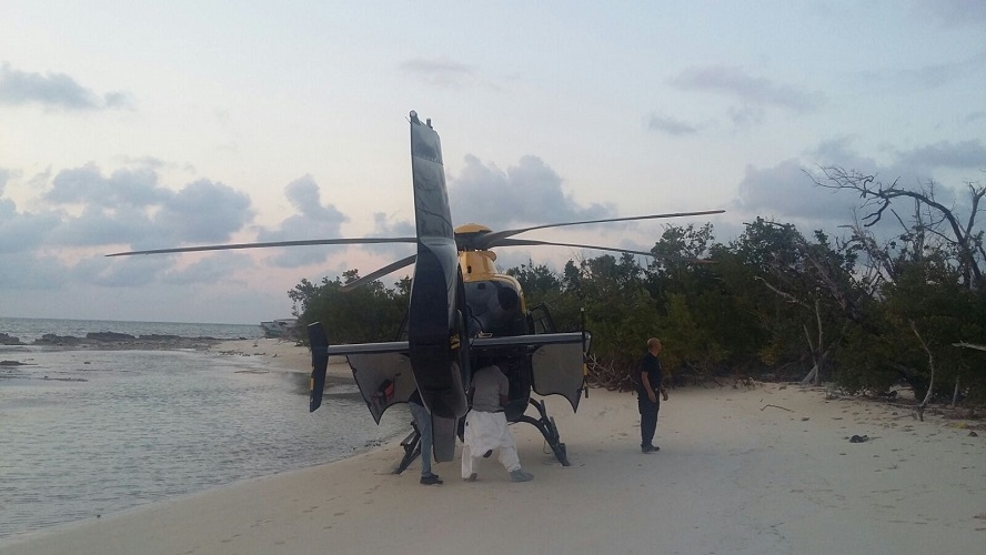 Cayman Islands Trafficking
