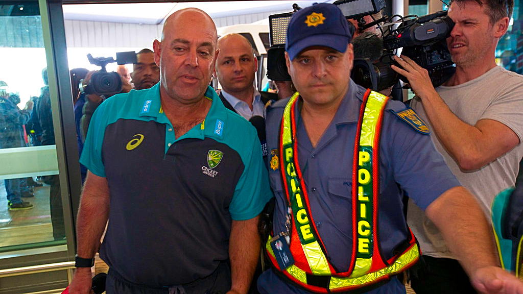Australia coach Lehmann to quit after South Africa series