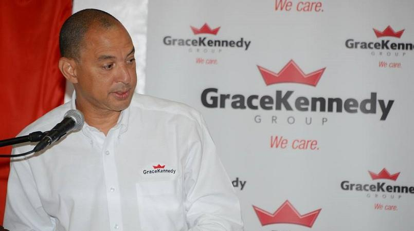 Don Wehby, GraceKennedy CEO