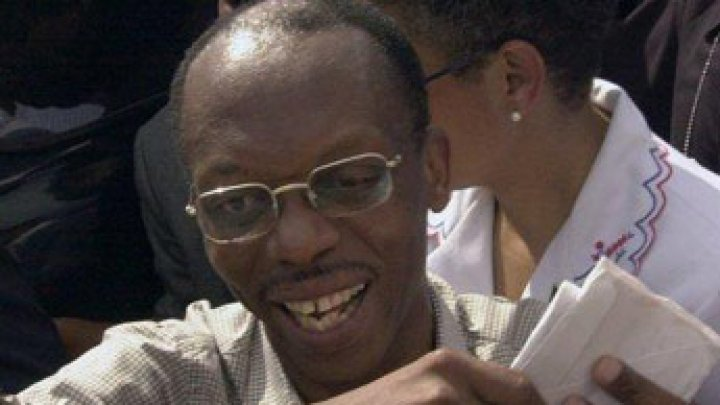 Jean Bertrand Aristide. Photo : France 24