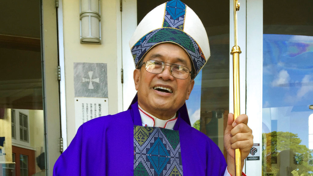 Guam archbishop accused of sexual abuse found guilty by tribunal