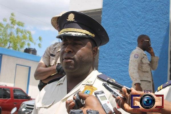 Berson Soljour, Directeur Départemental de l'Ouest (DDO).