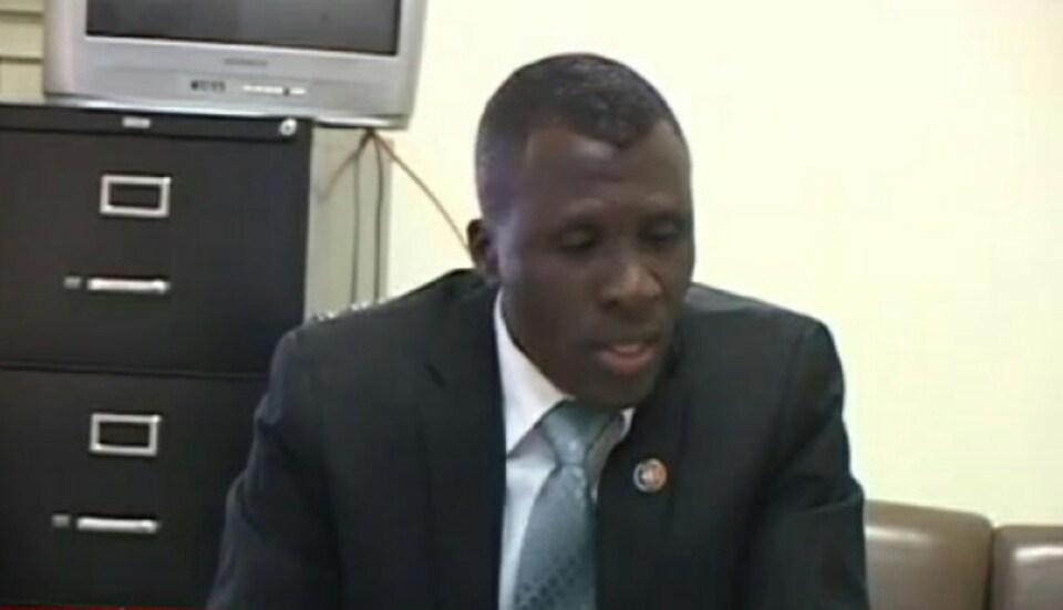 Le commissaire du gouvernement, Me. Ocname Daméus.