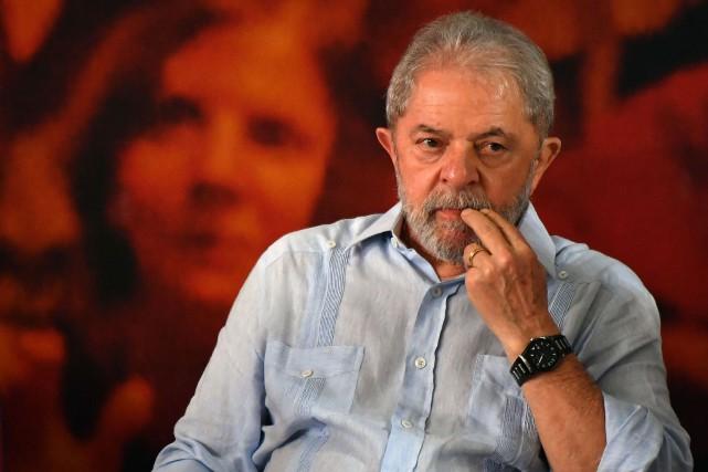 La Cour supême rend ce jeudi une décision cruciale pour l'ex-président brésilien Luiz Inacio Lula da Silva.