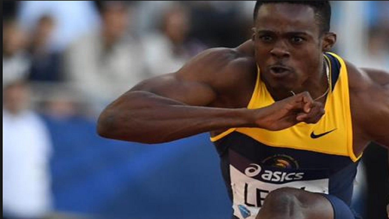 Jamaican Ronald Levy is scheduled to compete in the men's 60-metre hurdles on Saturday's third and penultimate day of the World Indoor Championships in Birmingham.
