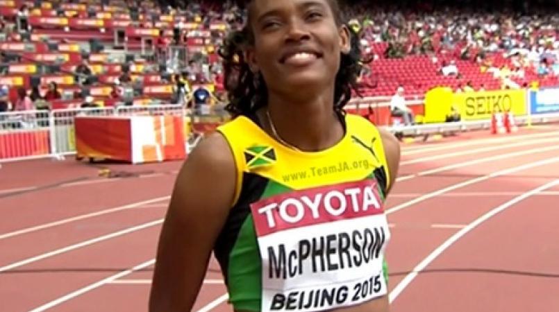 Stephenie Ann McPherson.