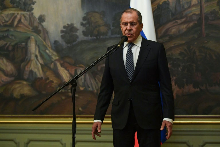 Moscou a annoncé jeudi l'expulsion de 60 diplomates américains en réponse aux mesures équivalentes prises par Washington après l'empoisonnement d'un ex-agent double russe au Royaume-Uni.
