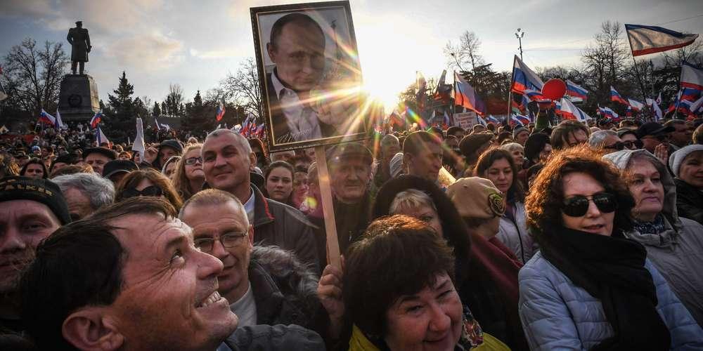 A 65 ans, Vladimir Poutine devrait remporter un quatrième mandat le portant au pouvoir jusqu'en 2024.