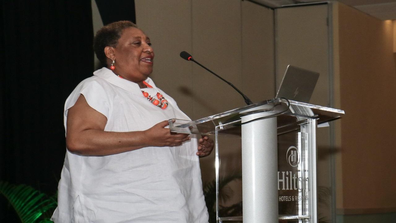 Joy Robinson, a founding member of Sarah's Children.