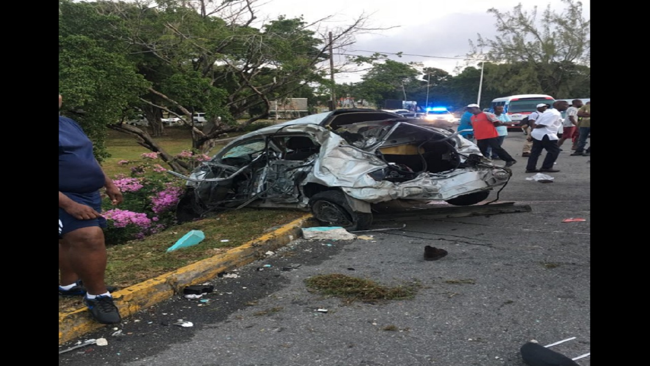 Car Accident Lost Value