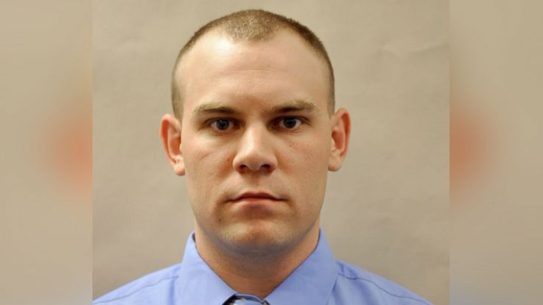 Deputy First Class Blaine Gaskill, a school resource officer who engaged a shooter at Great Mills High School in Great Mills, Md., on Tuesday, March 20. It wasn't immediately clear whether the shooter took his own life or was killed by the officer's bullet, said St. Mary's County Sheriff Tim Cameron, but Gaskill was credited with preventing any more loss of life.