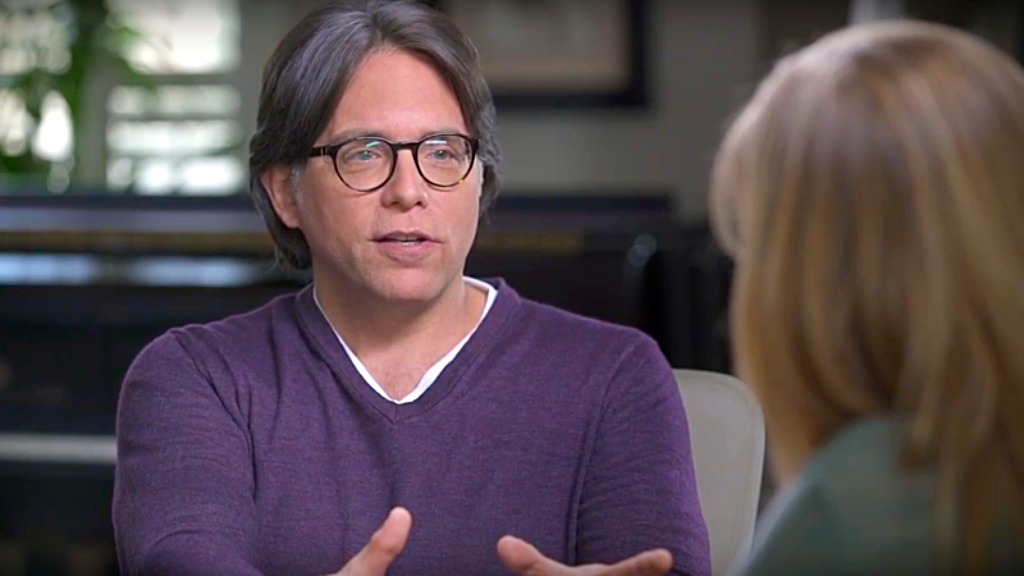Federal Bureau of Investigation  arrest co-founder of NXIVM