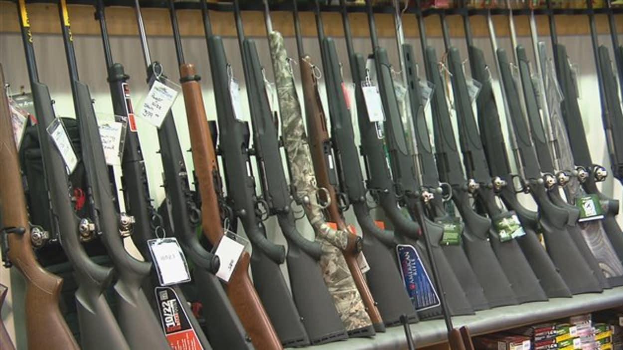 Mardi, le Canada a décidé de durcir les conditions pour posséder des armes à feu avec l'augmentation des crimes violents.