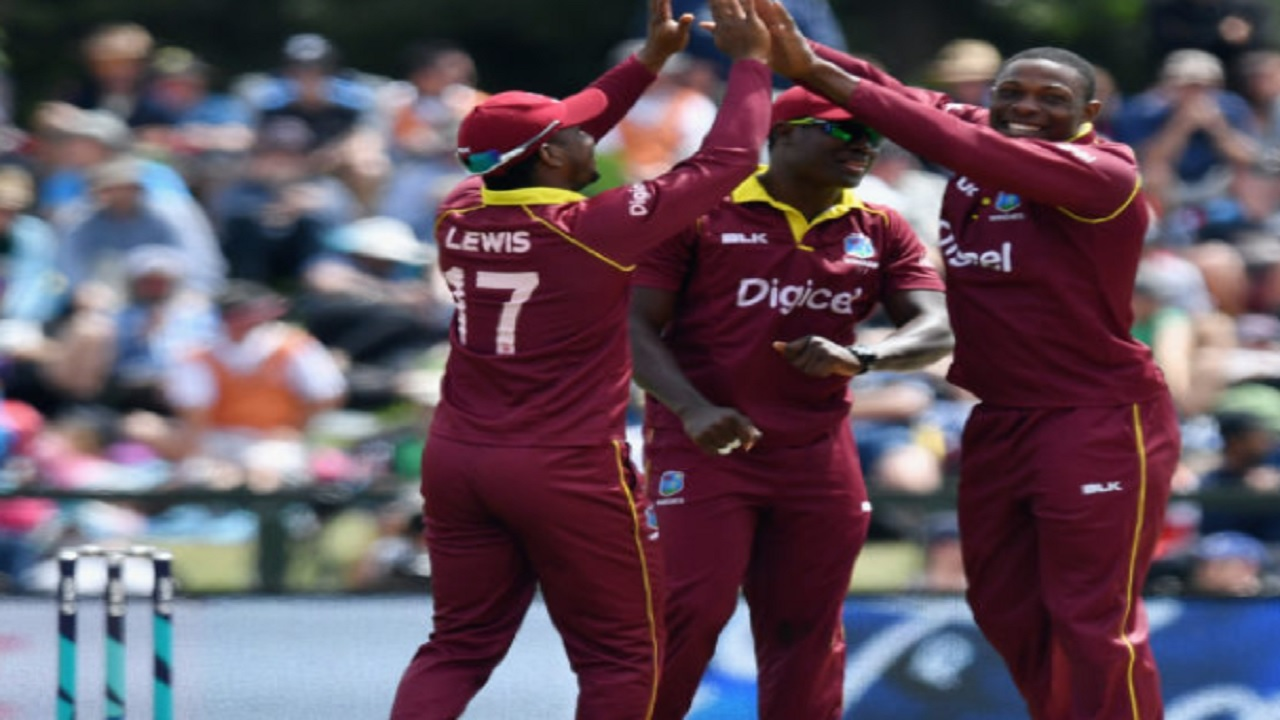 WI squad announced for T20 series with Pakistan