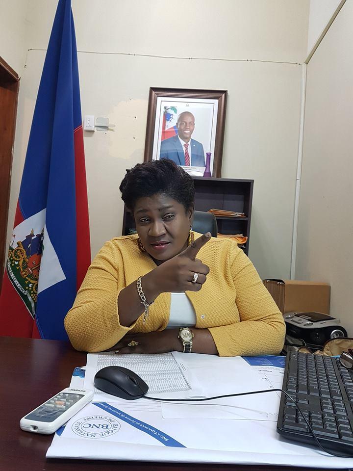 Margareth Fortuné, l'actuelle directrice de la Loterie de l' Etat Haïtien (LEH), fustige les accusations portées à son égard.