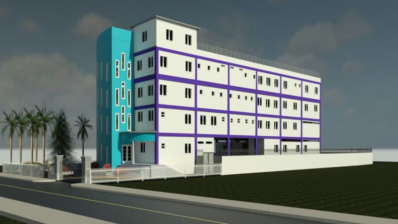 The building will house the St Mary divisional headquarters, Area Two Headquarter and the Port Maria Police Station.