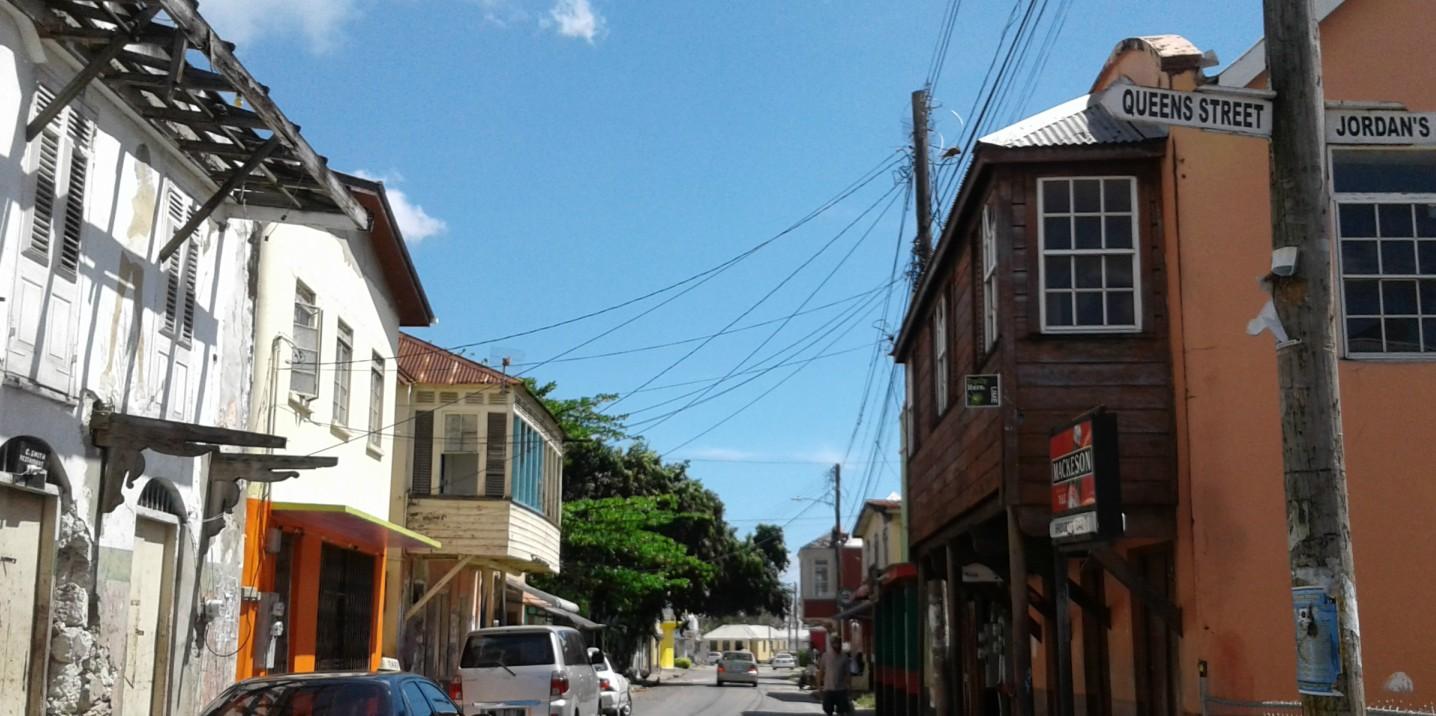 Nelson Street, The City.