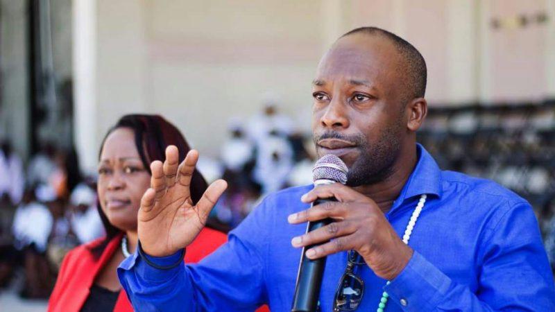 Victime d'un AVC, le sénateur haïtien Nawoom Marcellus va être transporté aux Etats-Unis.