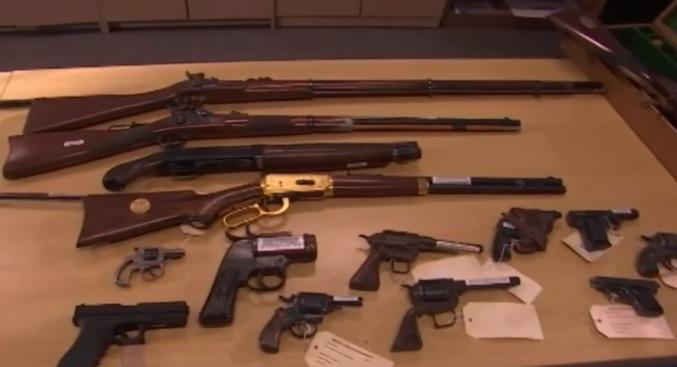 Australians turn in 57000 firearms in nationwide amnesty