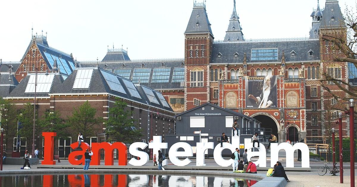 Ook het Rijksmuseum is gedeeltelijk ontruimd