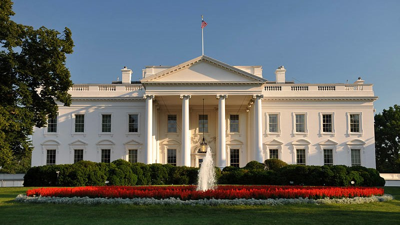 Secret Service says a man shot himself outside the White House
