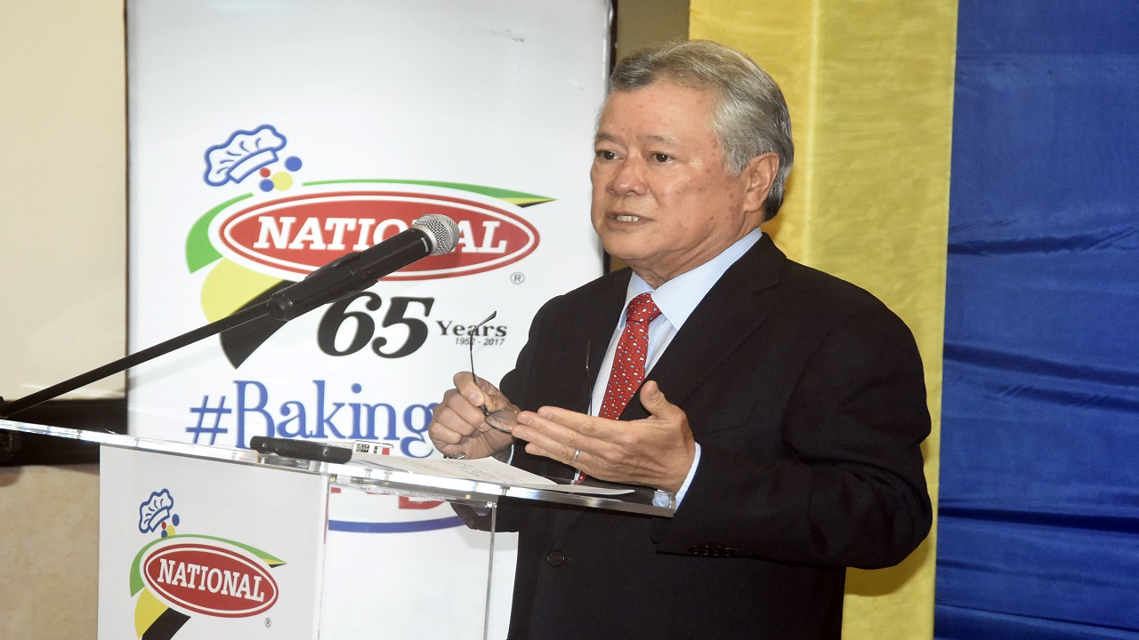 National Baking Company boss 
