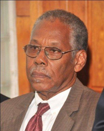 L'ancien ministre de la Justice et de la sécurité publique (MJSP), Paul Denis.