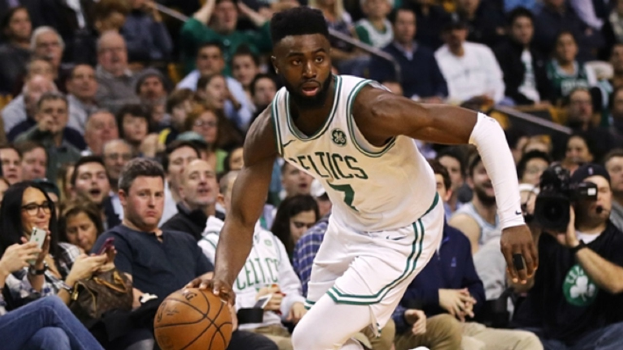 Jaylen Brown.