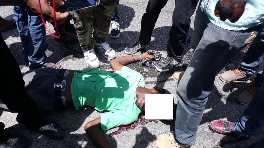Pierre Hubert, 31 ans, tué par balle à Delmas