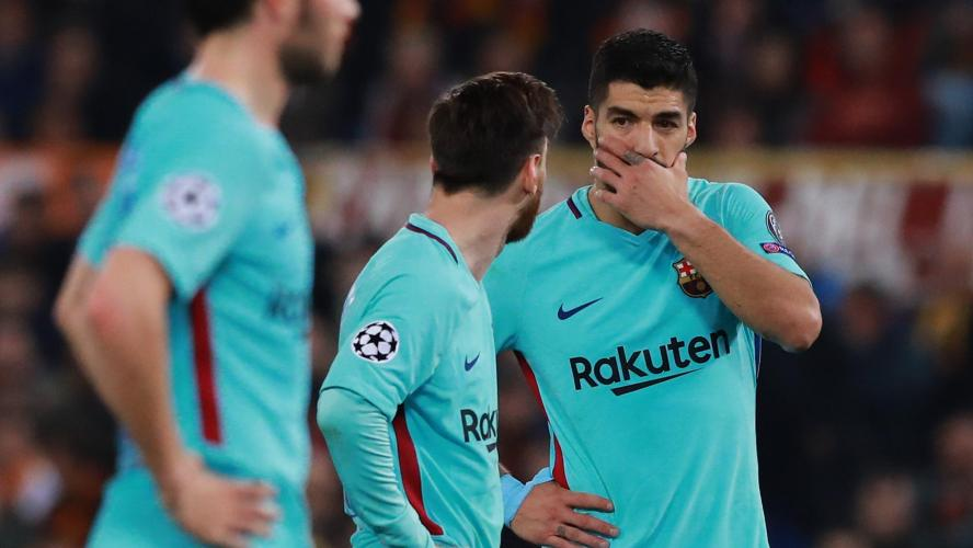 Le mal de crâne n'est toujours pas passé à Barcelone après l'humiliation de la