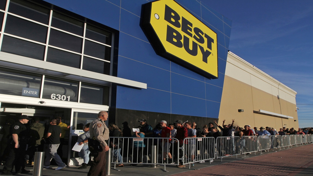Best Buy says it will directly contact any affected customers and they will not be liable for fraudulent charges.